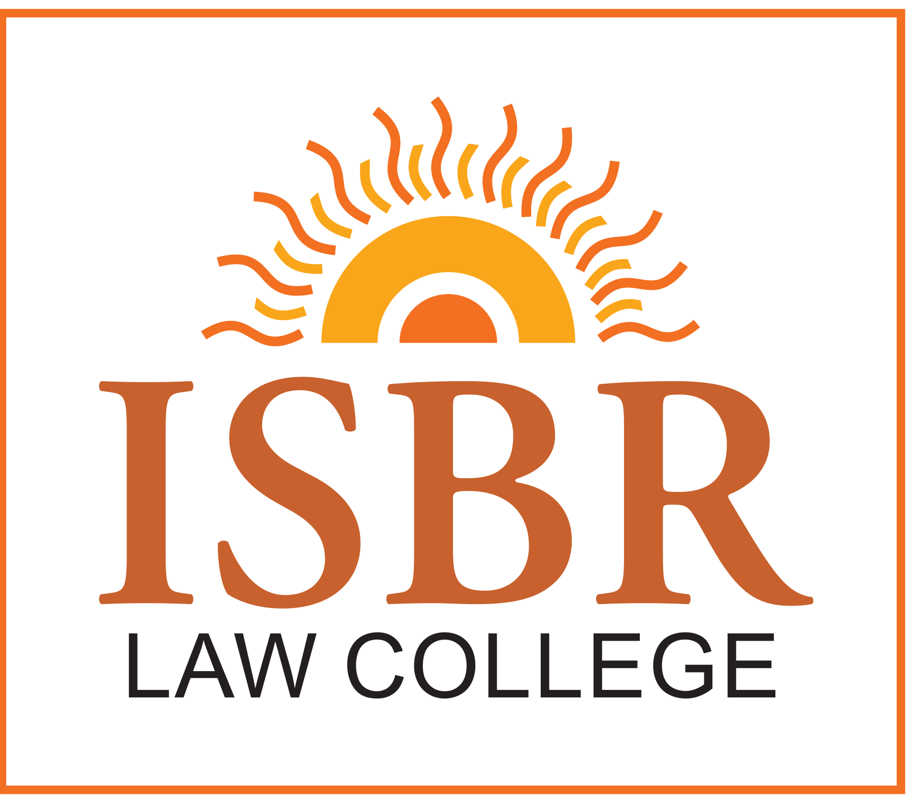 ISBR Business School - Logo