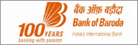 Bank of Baroda - Logo