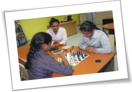 Games & Sports Life at ISBR, Chennai Campus