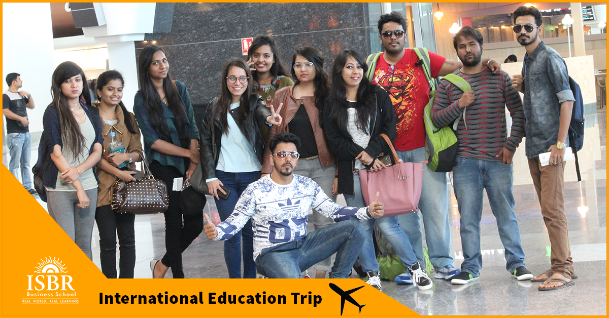 PGDM with International Trip
