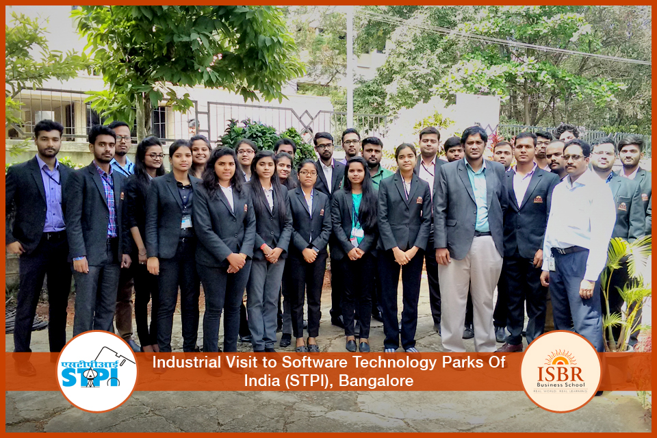 Visit to STPI ( Software Technology Parks of India)