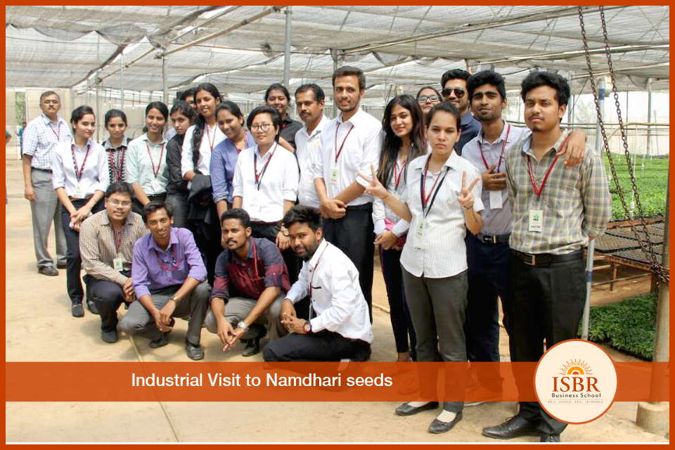 Industrial Visit to Namdhari Seeds
