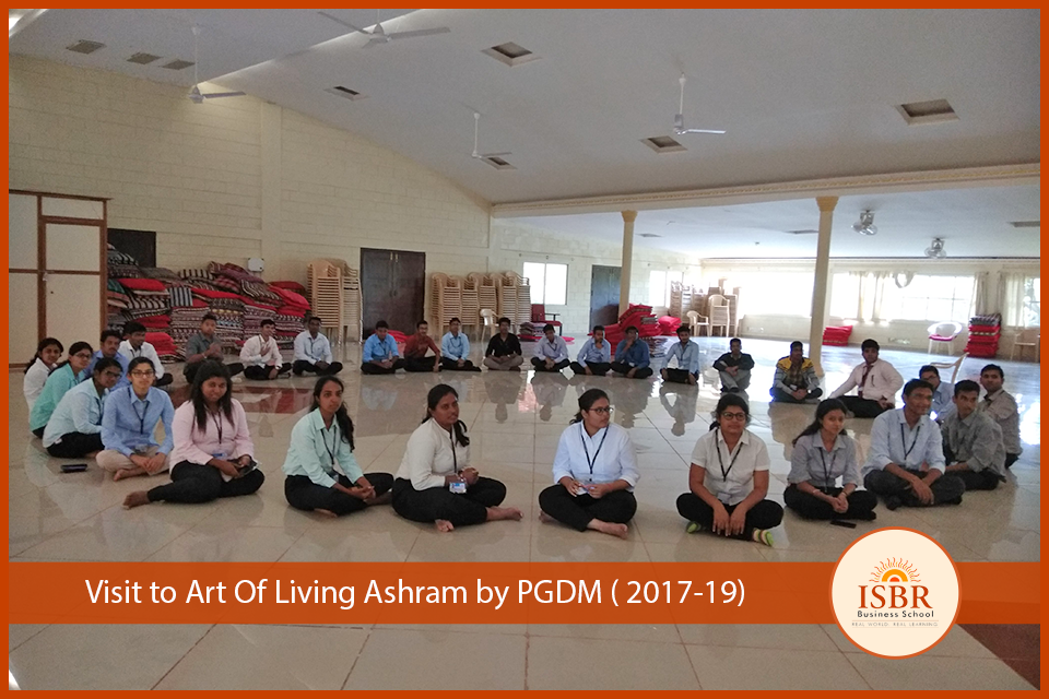 Industrial Visit to Art Of Living