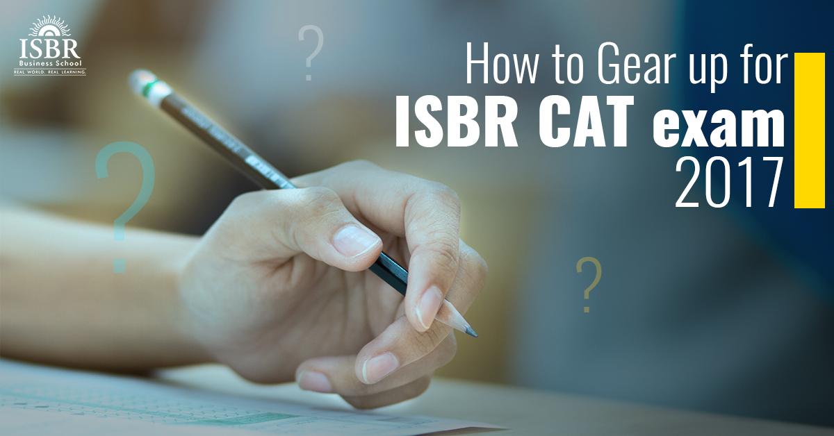 ISBR Entrance Exam