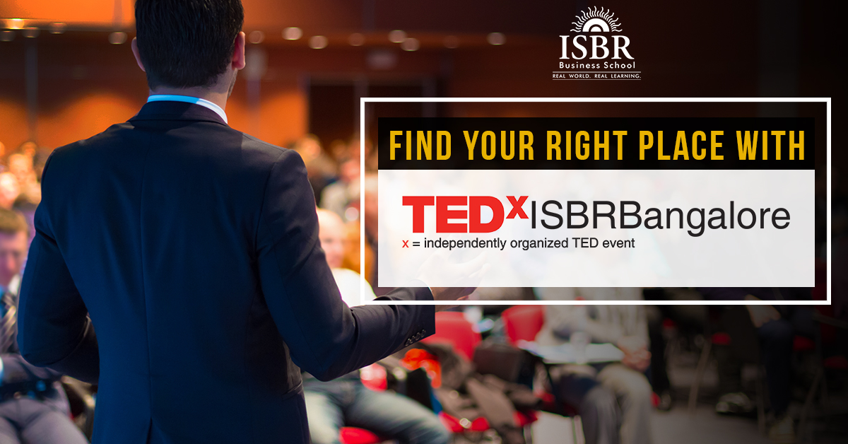 TedxISBRBangalore
