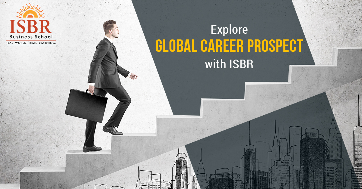 Explore Global Career Prospects with ISBR
