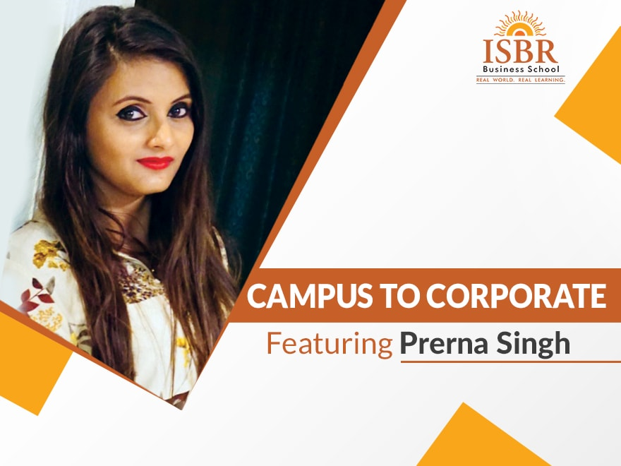 Campus Is The Cradle Of Confidence Building-Prerna Singh