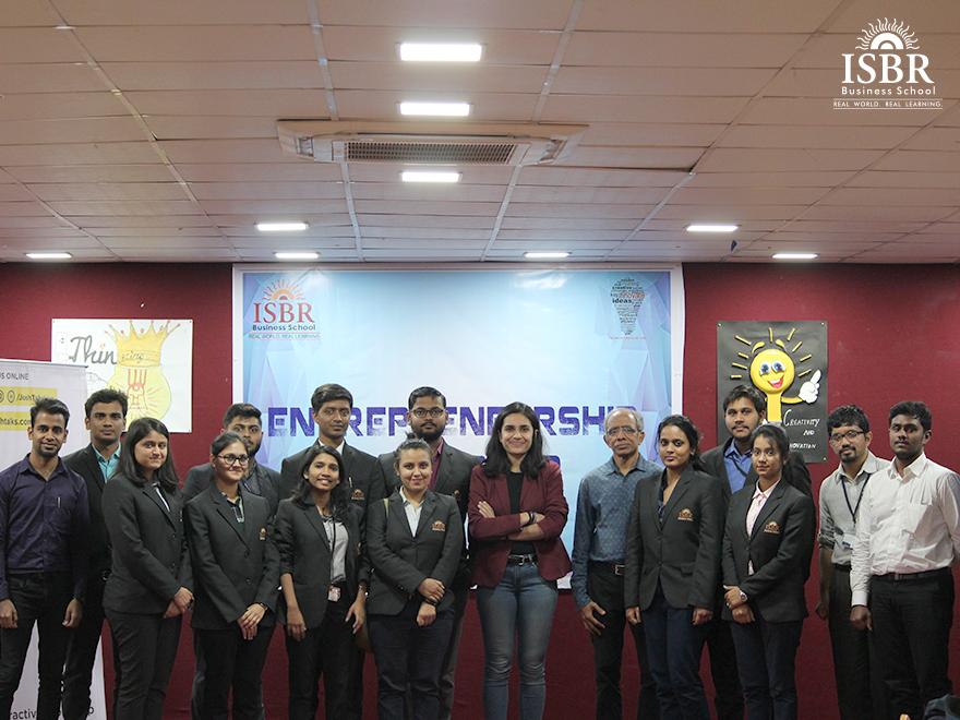 Startअब An Entrepreneurship Workshop